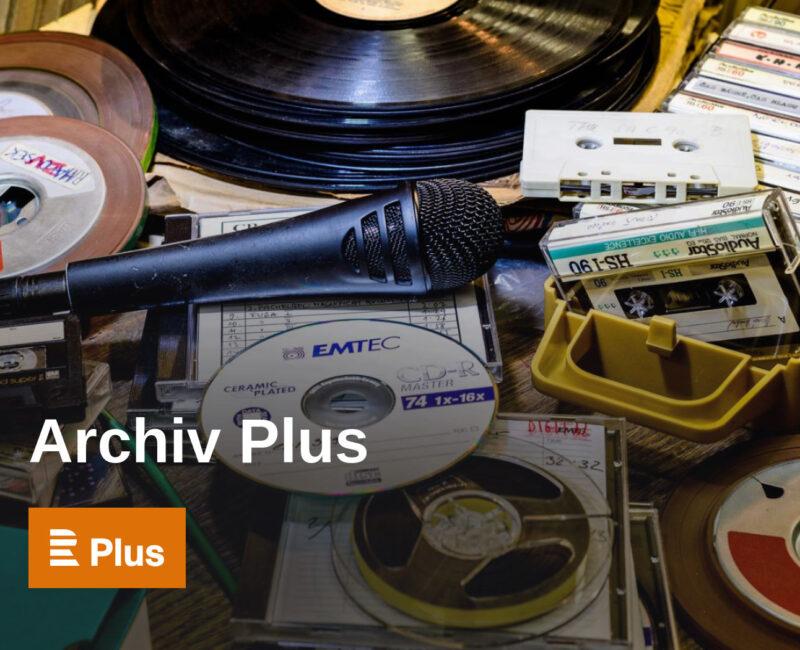 archiv plus podcast