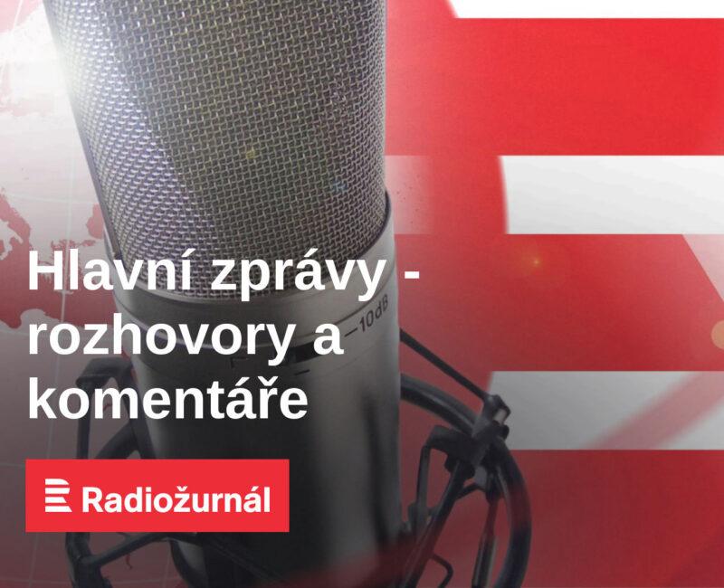 Hlavní zprávy - rozhovory a komentáře podcast