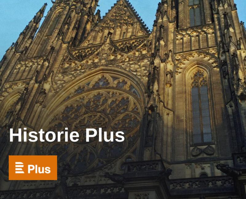 Historie Plus podcast