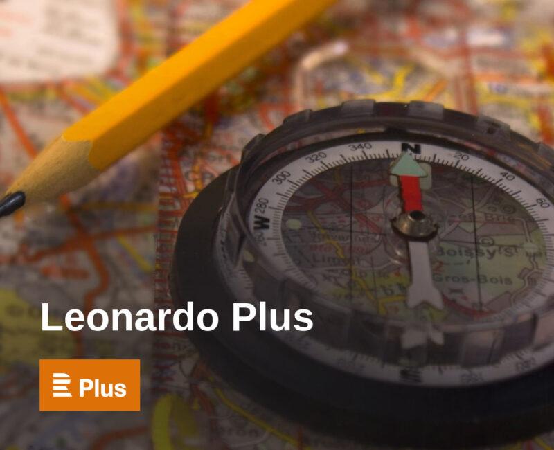 leonardo plus podcast