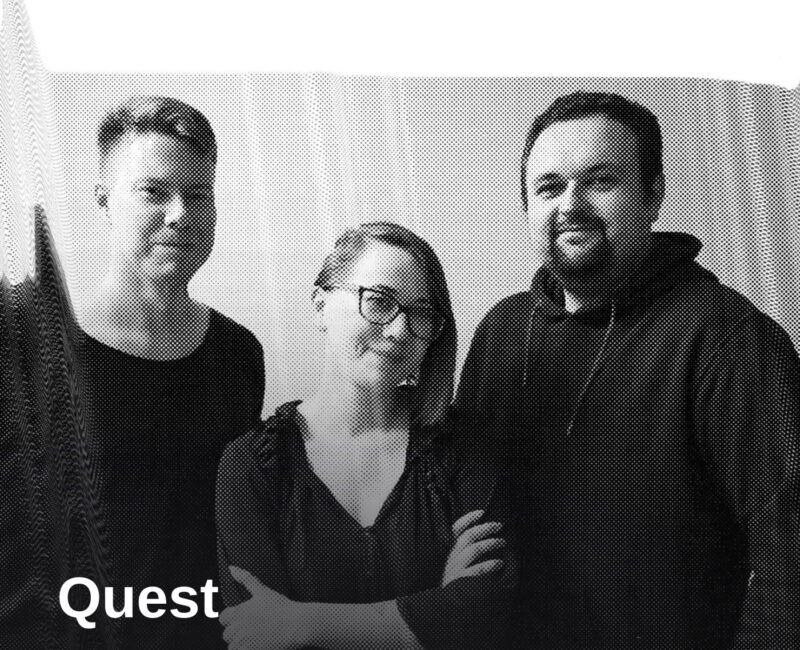quest podcast