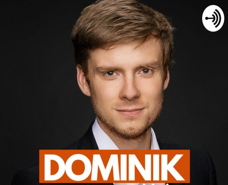 Dominik Kovarik podcast