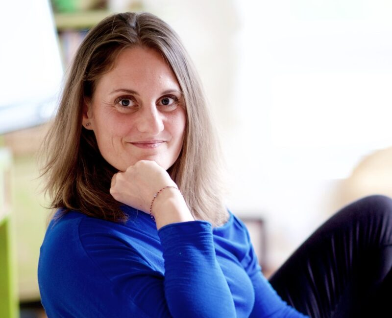 Lucie Kolaříková - Vaše průvodkyně sebeláskou podcast