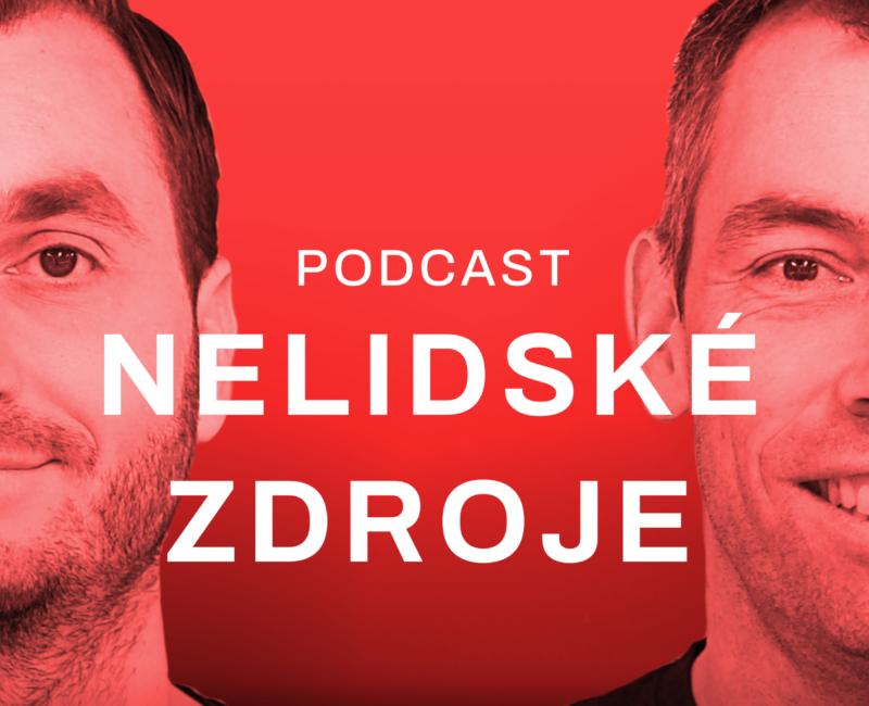 Nelidské zdroje podcast