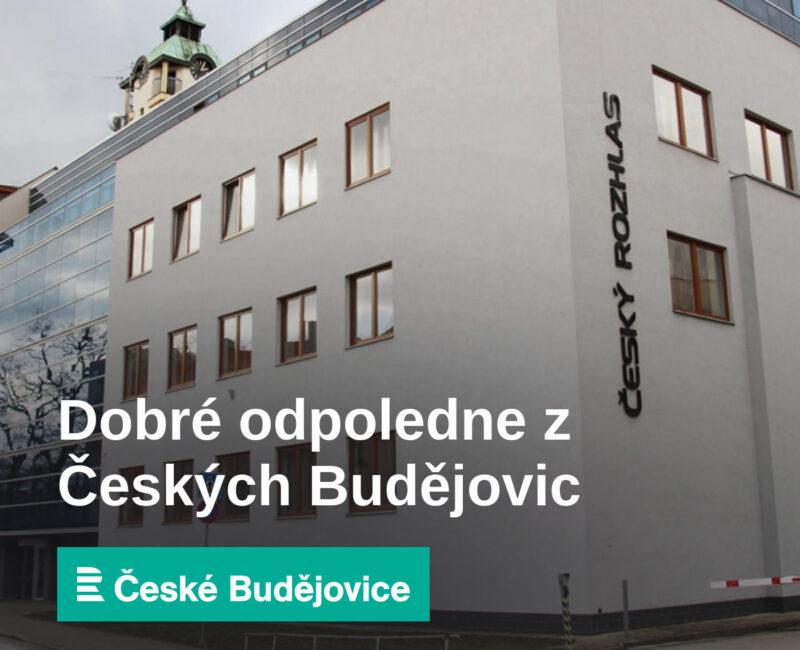 Dobré odpoledne z Českých Budějovic