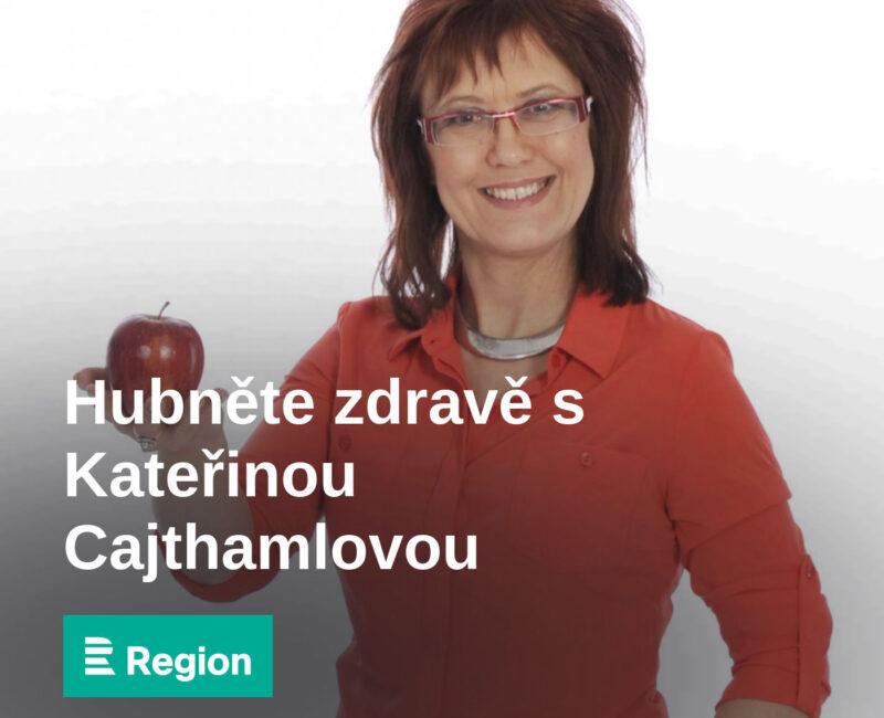 Hubněte zdravě s Kateřinou Cajthamlovou