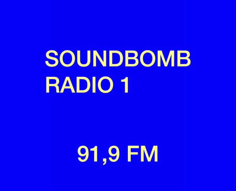 Soundbomb Radio 1