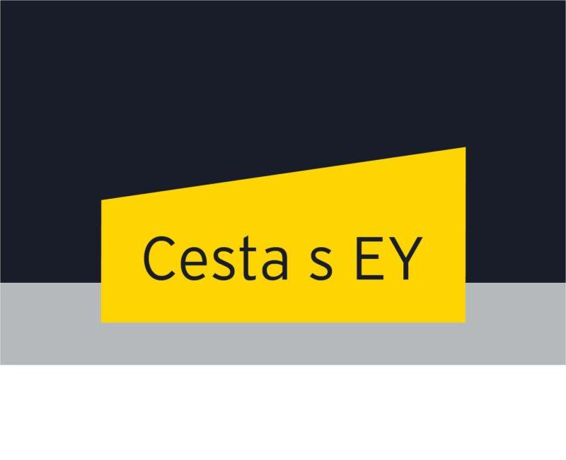 Cesta s EY