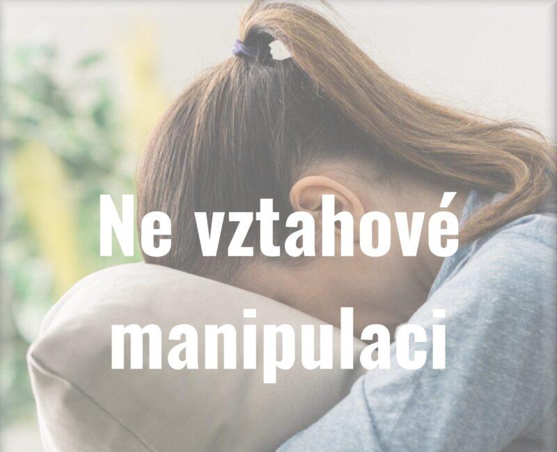 Ne vztahové manipulaci