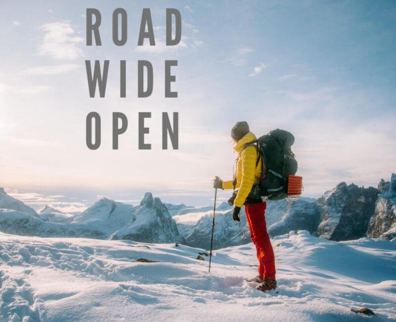Road Wide Open