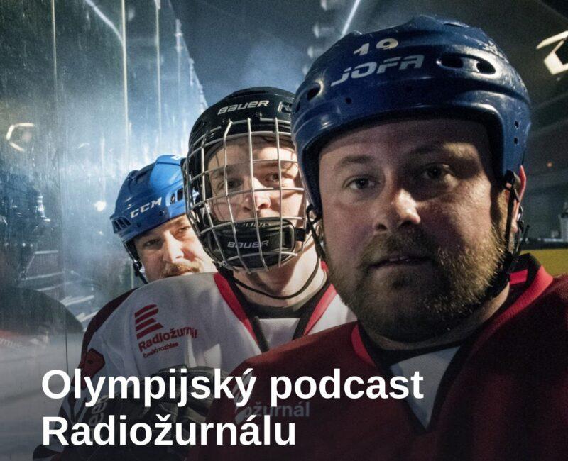 Olympijský podcast Radiožurnálu