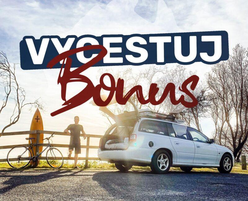 Vycestuj: Bonus