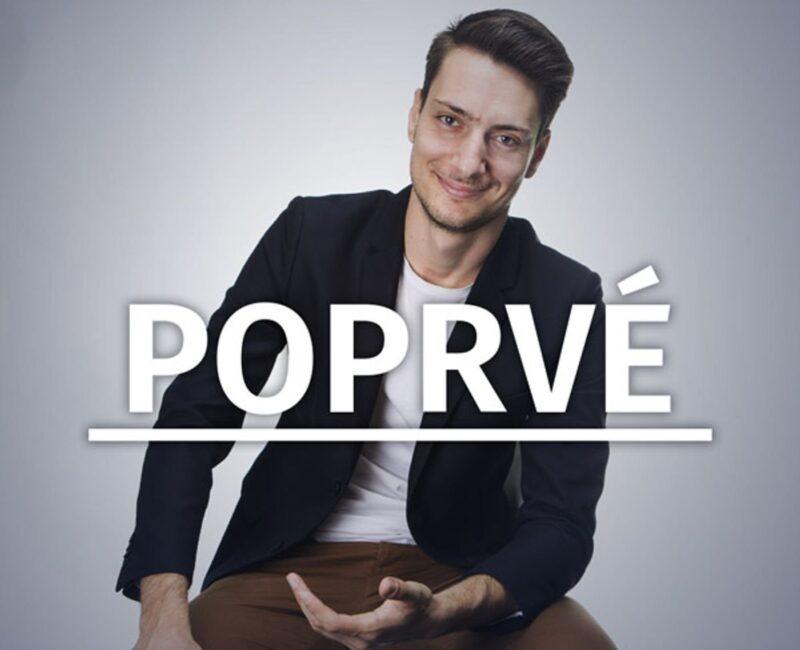 POPRVÉ